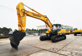 Sinomach 34 Maschinerie-Technik-Geräten-Gleisketten-hydraulischer Exkavator der Tonnen-1.5 des Aufbau-M3