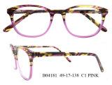 Forma redonda barata Eyewear de frame de espetáculo dos frames modelo os mais atrasados dos vidros do olho