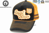 New Style Custom Racing Full Mesh & Cotton Sports Baseball Cap