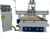Автоматический режим автоматической смены инструмента 1325 резьба ЧПУ маршрутизатор машины с пневматическими Multi процесс для деревообрабатывающего
