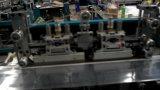 Máquina Ziplock automática cheia de alta velocidade do saco com Zipper
