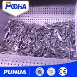 Резиновый ремень дробеструйная очистка машины для бризантных мелкие металлические детали