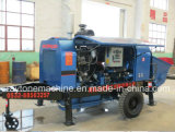Xbs Series Electrical Fine Stone Concrete Pump/Trailer Mounted Fine Stone Concrete Pumps