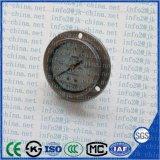 60mm populärster China Lieferanten-Druckanzeiger mit axialem Rand