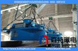 Separador eletromagnético da suspensão do fabricante de China para o carvão/mina/materiais de construção (condição áspera)