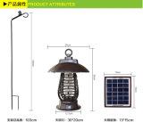 Moustique solaire Repeller Zapper Killer tueur d'insectes volent le bogue de l'insectifuge lampe
