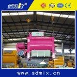 Mezclador concreto del eje Ktsa4500/3000 de la construcción del uso gemelo del cemento