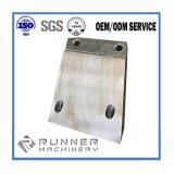 CNC Draaibanken die Delen voor de Machines van de Apparatuur machinaal bewerken