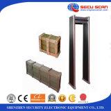 Detector de metales en-IIID marco de la puerta detectores de metales para uso en interiores