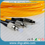 Cavo di zona ottico FC/Upc-Sc/Upc della fibra su un lato di singolo modo 9/125um