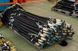 La alta calidad SAE100 R6 de aceite hidráulico de la manguera de caucho /la manguera hidráulica