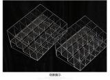 De acryl Materiële Tegen AcrylVertoning van de Lippenstift voor Opslag, de Vertoning van 24 Houder