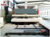 Cerámica de producción de placas de aislamiento de espuma