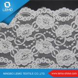 Diseño de lujo Spandex Tela Lace