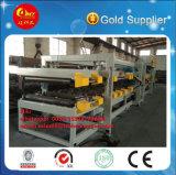 Ligne de la production de panneaux composites en aluminium