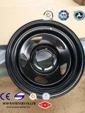 4X4 напрямик кроссовера хромированный стальной колесный диск