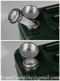 金属ジェリーはアルミニウム帽子/金属のジープの缶によってできる