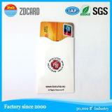 Владельца карточки удостоверения личности протектора Info крена гарантии высокого качества