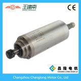 шпиндель маршрутизатора CNC водяного охлаждения диаметра 3kw 380/220V Er20 400Hz 100mm
