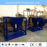 Machine de fabrication de brique Qt4-20 avec la qualité européenne