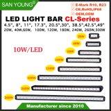 Offroad bar lumineux pour LED Cree une seule rangée de Barre de 4X4 LED LED témoin de conduite