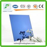 de Donkerblauwe Weerspiegelende Spiegel Gekleurde Spiegel van 4mm
