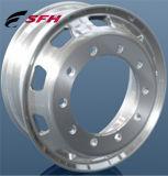 Rotella forgiata 22.5X8.25 della lega di alluminio fatta in Cina