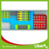 Parque interno comercial do Trampoline de Liben grande para a venda