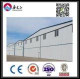 Estructura de acero personalizados de alta calidad Almacén (BYSS036)