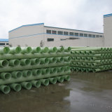 Pipe souterraine de protection de câble de la qualité FRP