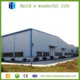 Atelier d'usine modulaire de faible coût des matériaux de construction en acier galvanisé