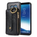 заводская цена нового стиля Многофункциональный обложка из натуральной кожи Samsung Galaxy S8 с держателем карты