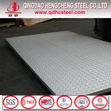 Плита A36 St37-2 S235jr Anti-Slip гальванизированная полом Checkered стальная
