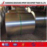 Galvanizado G550 fabricante de acero con recubrimiento de zinc Gi bobina GL