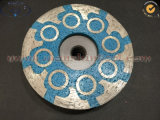 4 '' Resin Filled Cup Wheel para Granito Marble Grinding Disc