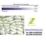 Ácido Humic de Humate do magnésio granulado de Humizone de Leonardite