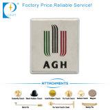 Pin del risvolto del metallo stampato marchio su ordinazione con epossidico (JN-B47)