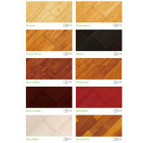Handscraped French Bleed Solid Strand Woven Bamboo Flooring