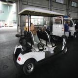 4 Asientos fábrica china del carro de golf en venta (RSE-2049)
