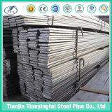 Barre plate galvanisée par acier de structure