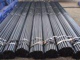 Preço preto da tubulação de aço de tubulação de aço ERW