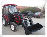 De Chinese Gloednieuwe Tractor van het Landbouwbedrijf van de Voorwaarde met Betrouwbare Kwaliteit 50-90HP