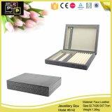 Классицистическая коробка ювелирных изделий вторичного цвета изготовленный на заказ (8142)