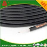 75 Koaxialkabel Ohm-Telekommunikation CCTV-CATV (SYV-75-2-1)