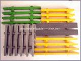 Grate resistenti UV T1215 di Pultruded di buoni materiali della vetroresina