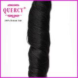 Estensione umana dei capelli di Remy del Virgin di Remy dell'arricciatura umana superiore di spirale (sp-01)
