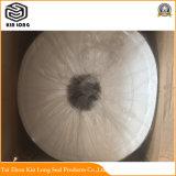 Keramische Faser-Dichtung hat guten Effekt der Feuerfestigkeit und der Wärmeisolierung und kann mit Feuer direkt in Verbindung treten