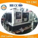 Cak6180 SiemensまたはFanuc/GSK/SyntecのコントローラCNCの旋盤機械