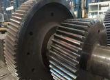 42CrMo Scm440 schmiedete Stahlgang-Welle von China