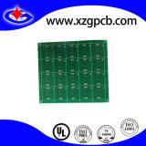 Grüne Soldermask Schaltkarte-Leiterplatte mit 1.2mm 2 Schicht